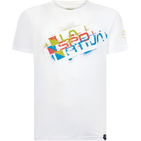 La Sportiva Square Evo T-Shirt Heren, wit